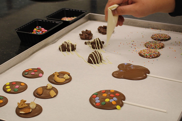 Chocolade workshops